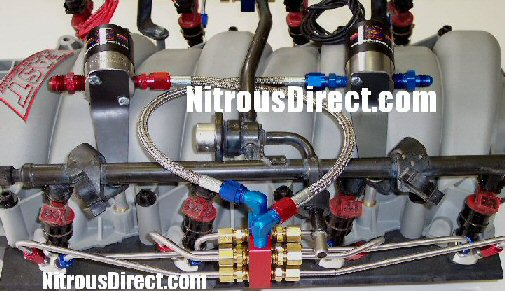direct port nitrous kit