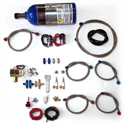motorcycle nitrous kit